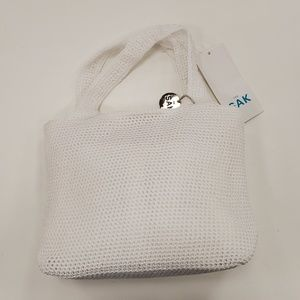 The Sak White Purse